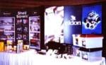 Eldon booth at 2001 NAPO show