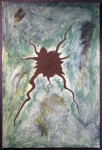 Painting: id : inner demon
